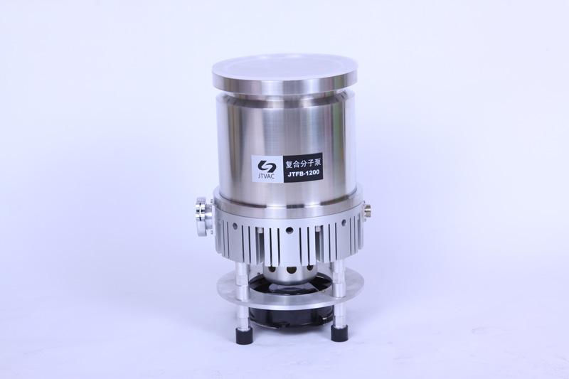 8   JTFB-600风冷复合分子泵